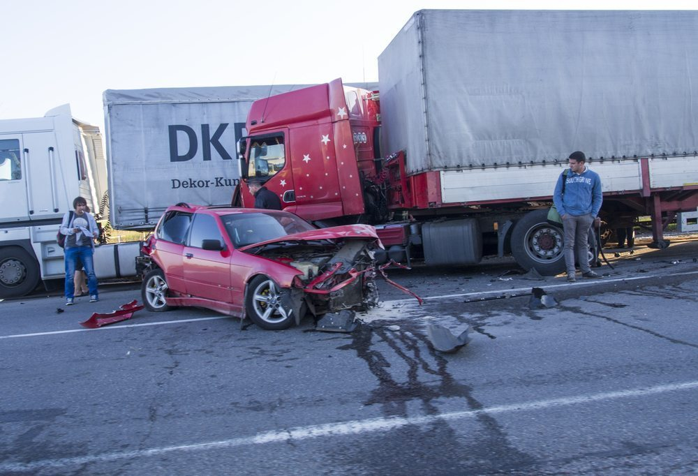 a side collision accident can be deadly
