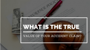What's the true value of your personal injury claim?